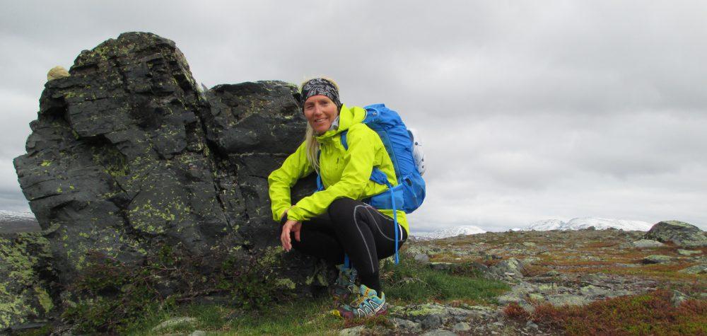 Mette Fosvald – Trailløb, vandring og skiture